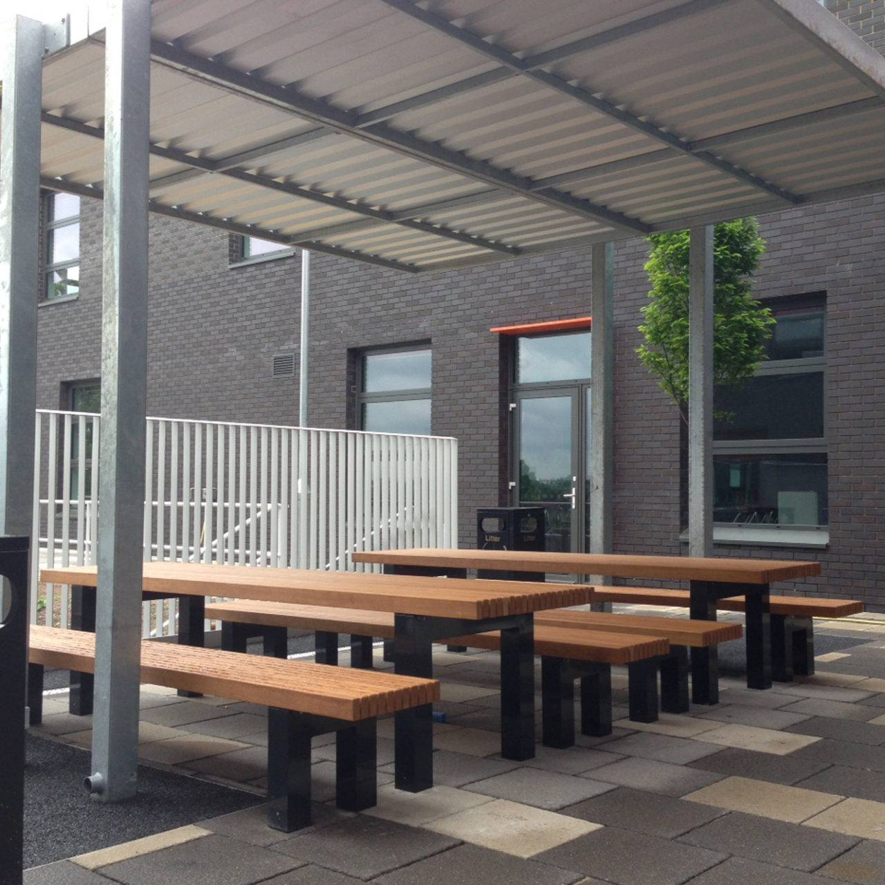 External Dining Seating