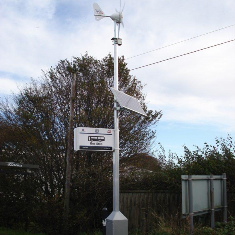Solar, Wind & Mains Powered RTI Units