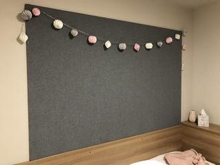 Fabric Notice Boards